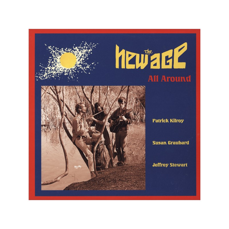 The New Age ‎/ All Around (LP)