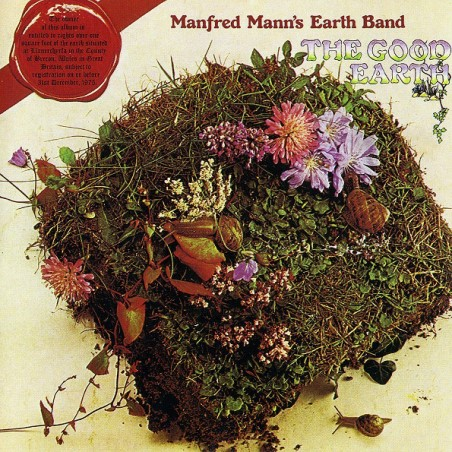 Manfred Mann's Earth Band / The Good Earth (LP)