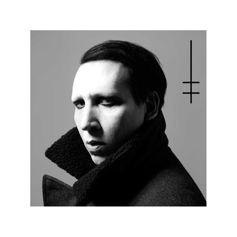 Marilyn Manson / Heaven Upside Down (Coloured Vinyl)(LP)