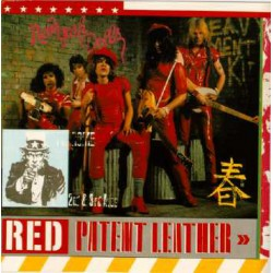 New York Dolls ‎/ Red Patent Leather (LP)