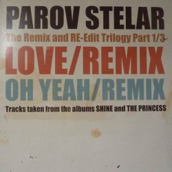 Parov Stelar ‎/ The Remix And Re-Edit Trilogy Part 1/3 (EP)
