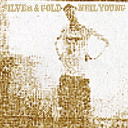 Neil Young / Silver & Gold (LP)