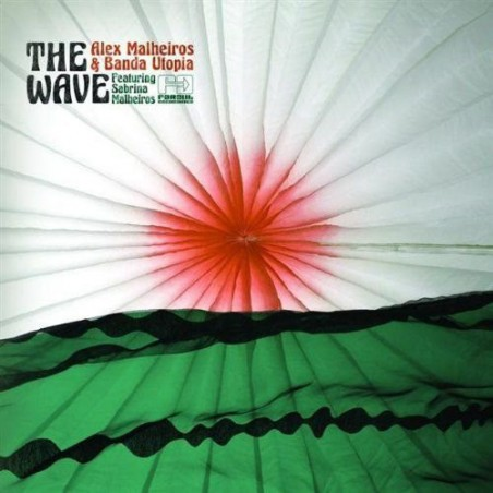 Alex Malheiros & Banda Utopia Feat. Sabrina Malheiros – The Wave (LP)