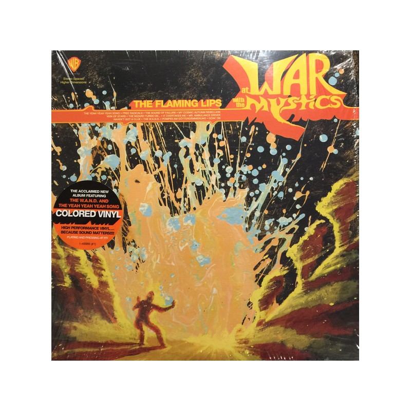 The Flaming Lips ‎/ At War With The Mystics (2 LP)