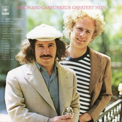 Simon & Garfunkel / Simon And Garfunkel's Greatest Hits (LP)