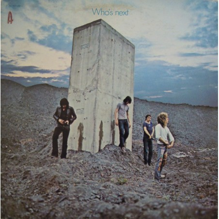 The Who ‎/ Who's Next (LP)