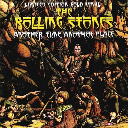 The Rolling Stones / Another Time, Another Place (Coloured Vinyl)(LP)