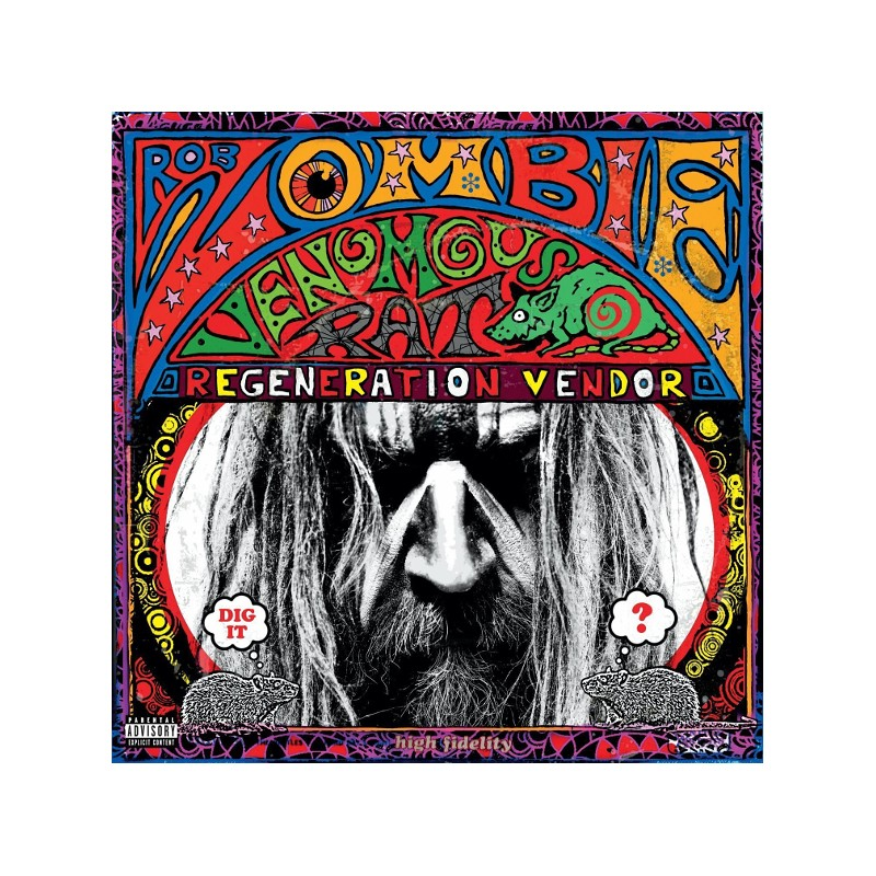 Rob Zombie / Venomous Rat Regeneration Vendor (LP)