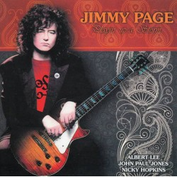 Jimmy Page ‎/ Playin' Up A Storm (LP)