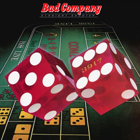 Bad Company / Straight Shooter (2LP)
