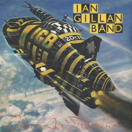 Ian Gillan Band / Clear Air Turbulence (LP)