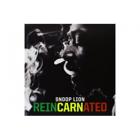 Snoop Lion - Reincarnated (2 LP)
