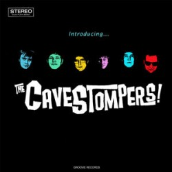 The Cavestompers! ‎– Introducing... (LP)