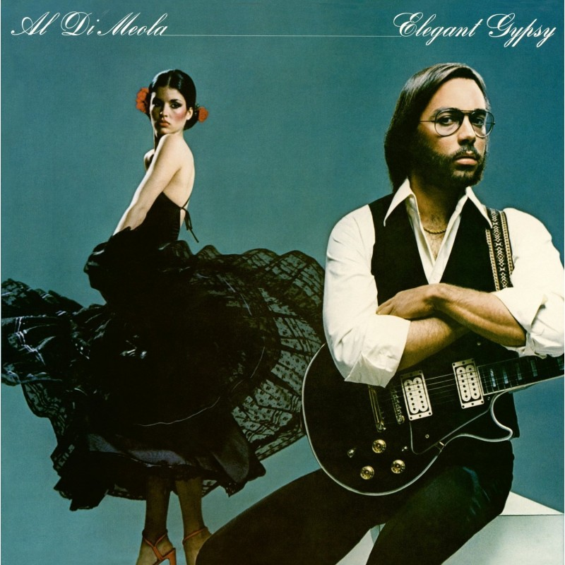 Al Di Meola / Elegant Gypsy (LP)