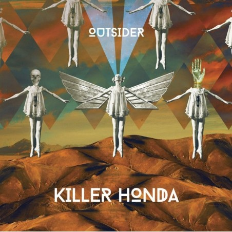 Killer Honda (Найк Борзов) / Outsider (LP)