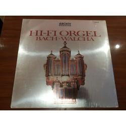 Bach J.S / Hi-Fi Orgel....