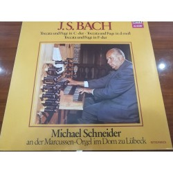 Bach J.S / Toccata Und Fuge...