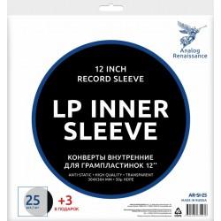 Внутренние конверты для LP...