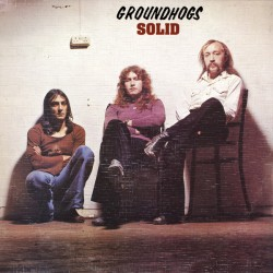 Groundhogs ‎– Solid (LP)