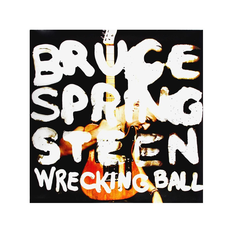 Springsteen Bruce - Wrecking Ball (2 LP + CD)