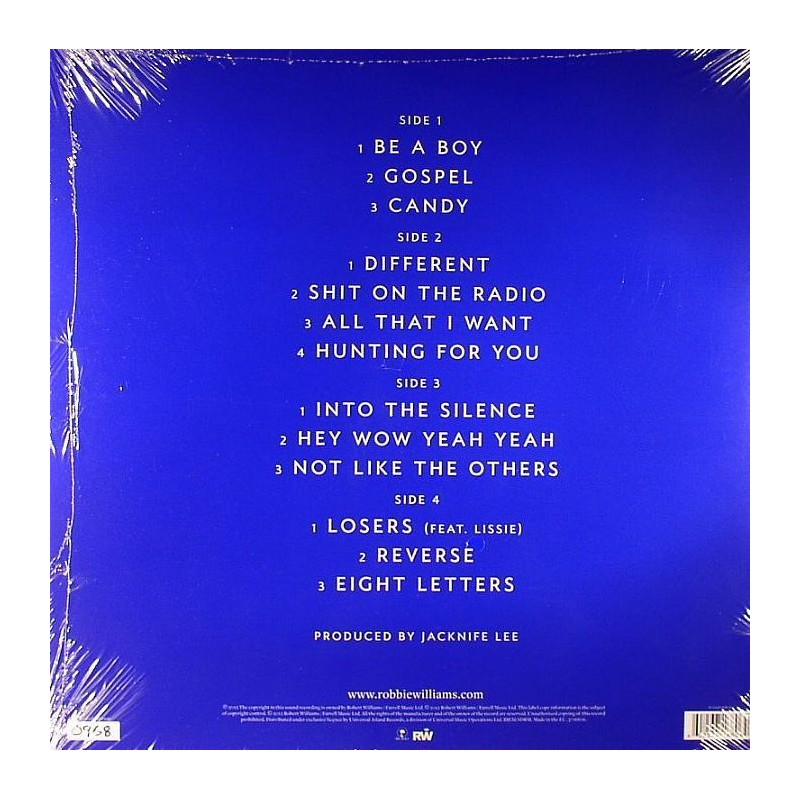 Foreigner - 4 (LP)